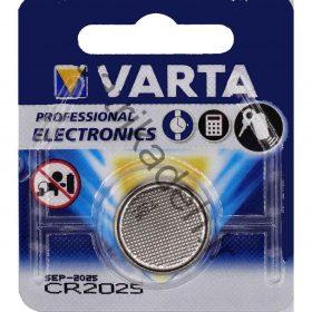 باتری CR 2025 VARTA ساخت آلمان