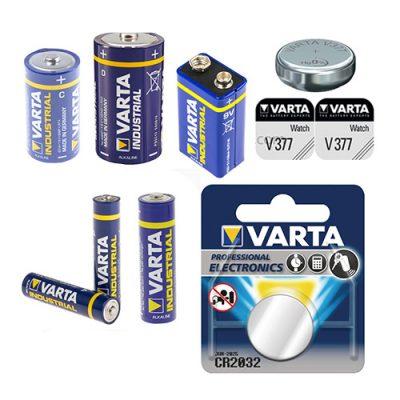 باتری-های-VARTA