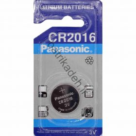 باتری CR 2016 Panasonic ساخت ژاپن