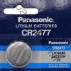 باتری CR 2477 Panasonic ساخت ژاپن