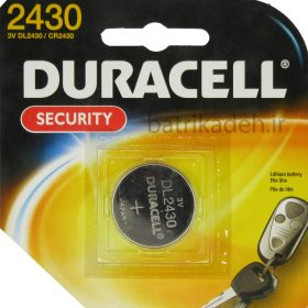 2430 duracell battery