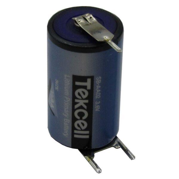 باتری بک آپ 14250 لیتیومی یا 1/2AA