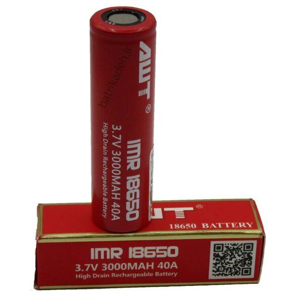 باتری 18650 فلت مخصوص باتری ویپ و باتری سیگار الکترونیکی